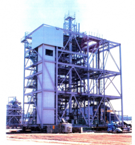 Module for a Petrochemical Plant