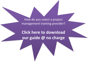 How to select a project management training provider?