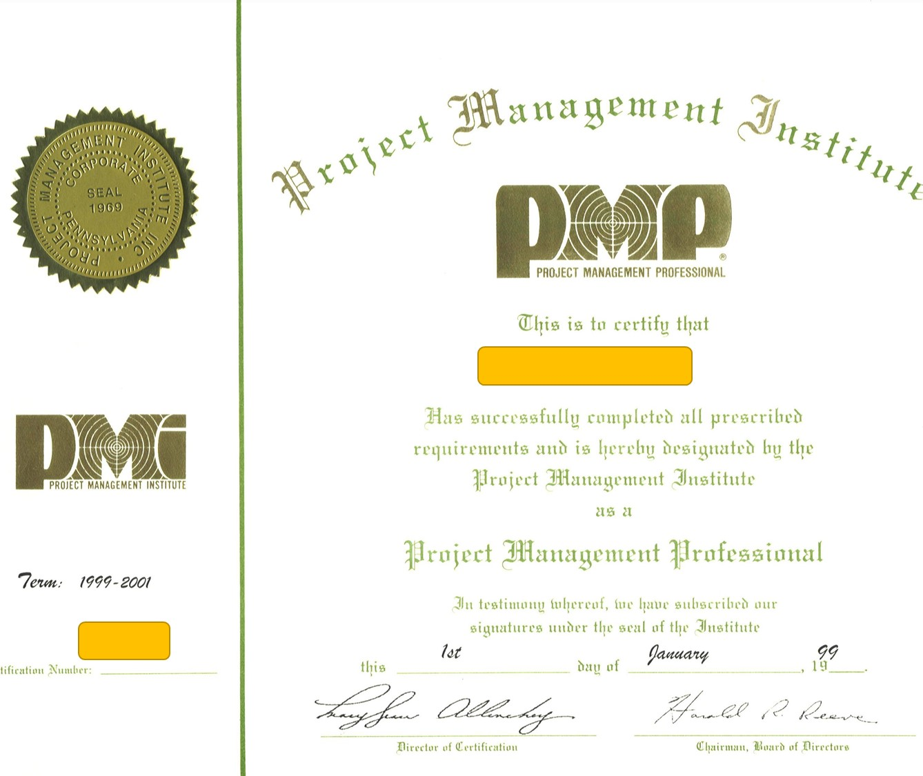 What a 20 year difference will do to the pmp certificate project what a 20 year difference will do to the pmp certificate project management realizing innovation 1betcityfo Images