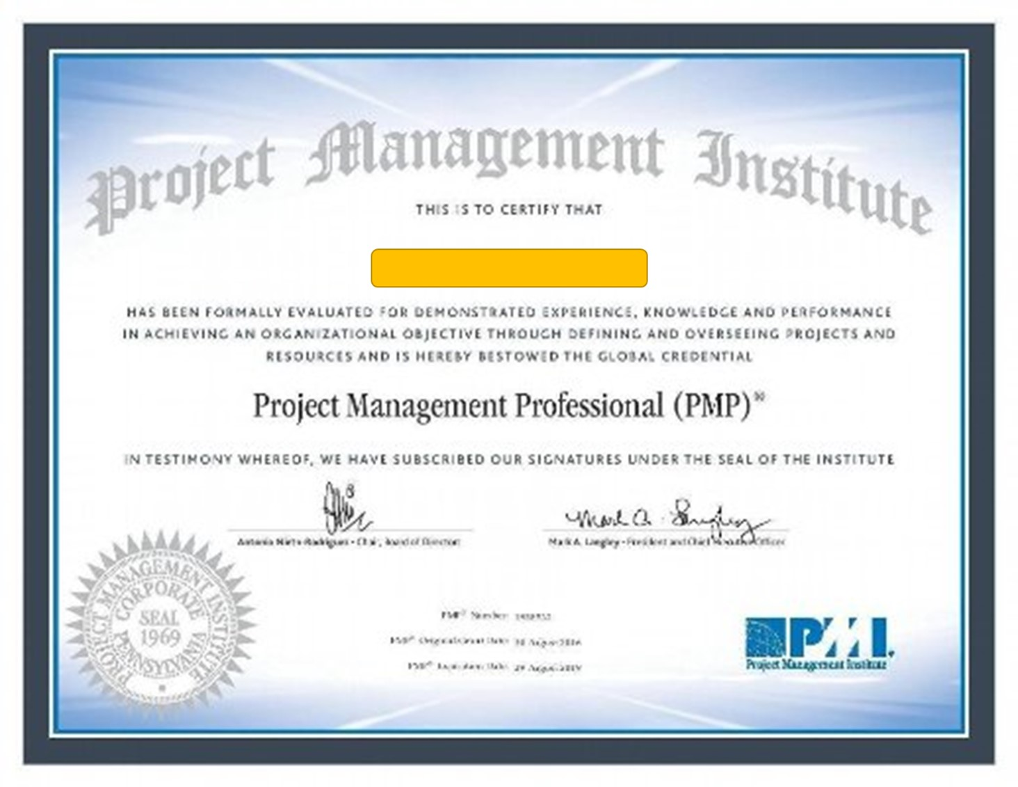 What a 20 year difference will do to the pmp certificate the what a 20 year difference will do to the pmp certificate the sukad way project management innovation xflitez Gallery